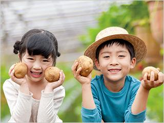 스쿨팜 (학교텃밭):학교농장, 즉 스쿨팜(School Farm)은 학교 공간에 농장을 조성하여 학생들에게 농업에 대한 경험과 지식을 제공하고, 농촌과 농업의 중요성을 인식시키며, 나아가 학교 구성원 및 집단 밖 구성원들과의 협동과 건강한 상호작용을 목적으로 조성되는 공동체 정원의 한 형태라 할 수 있습니다.